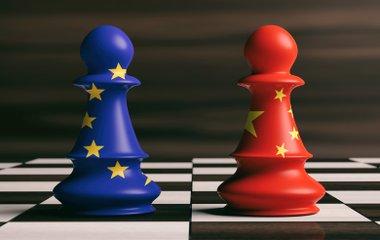 Will US-China trade war hinder Europe-China HE links?